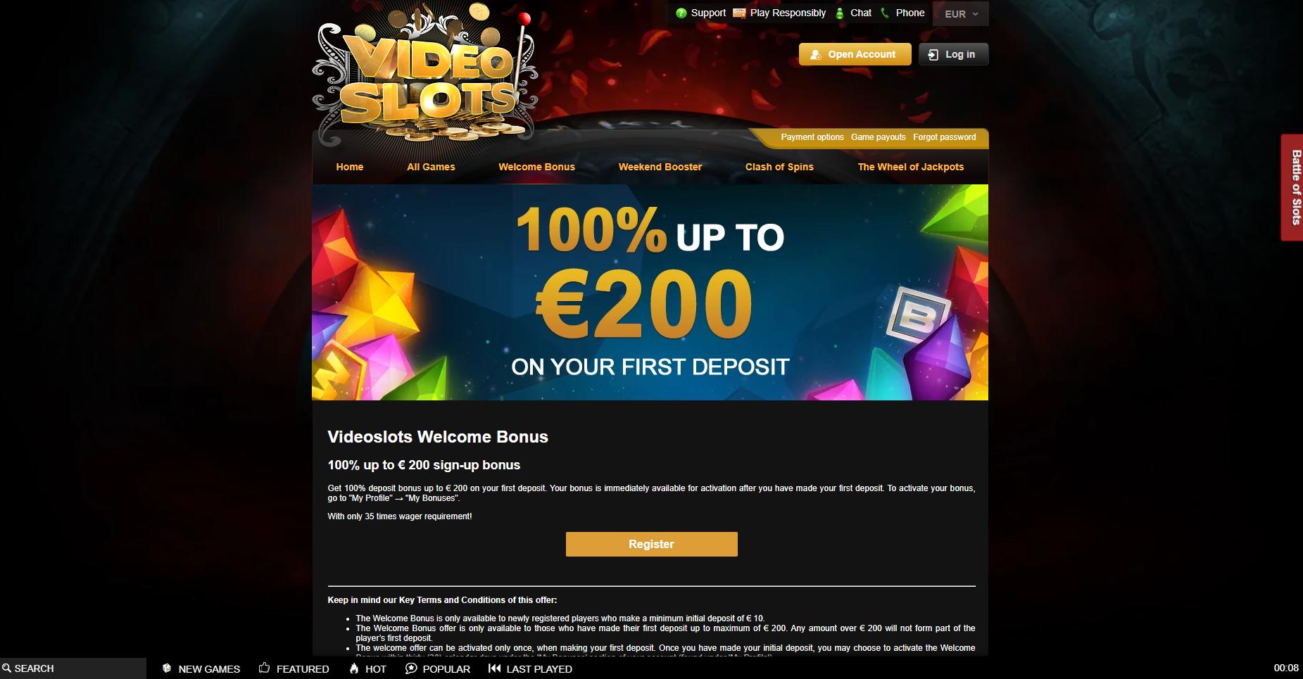 Videoslots webbversion 451140