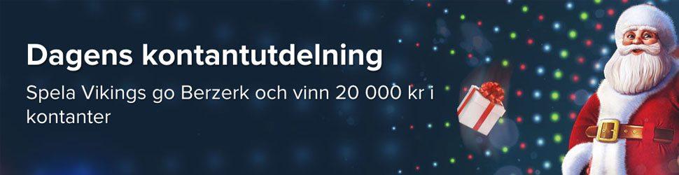 Julkalender freespins Nordicbet 482390