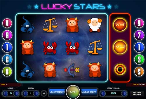 Lucky Stars slot 183820