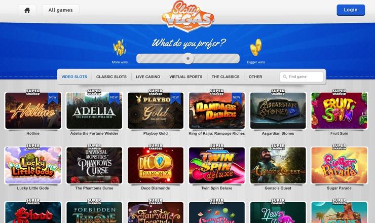 Alla casinon på nätet 217179
