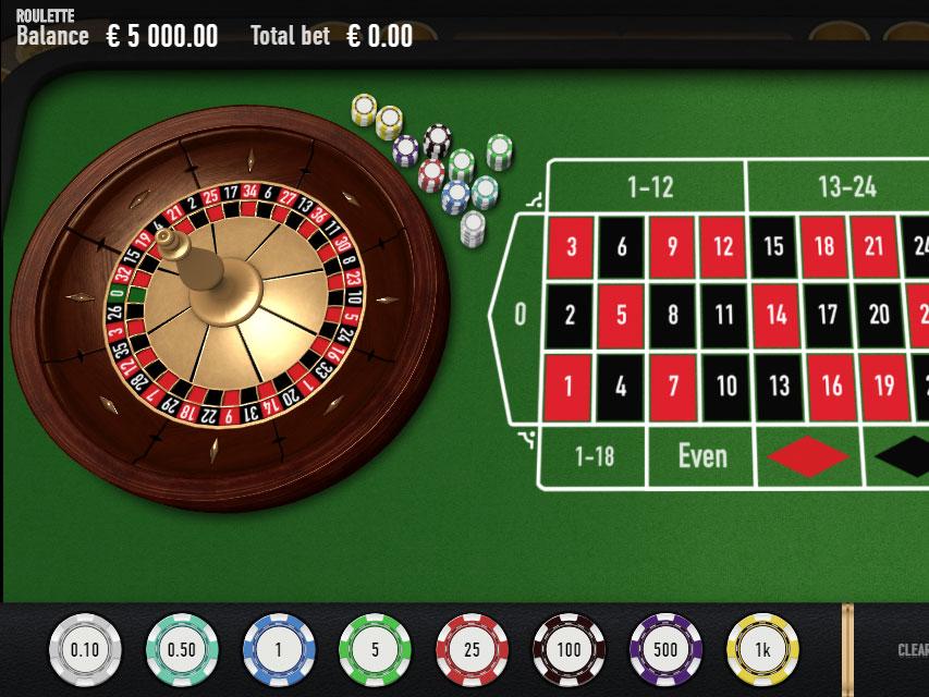 Free roulette simulator spelar 530747