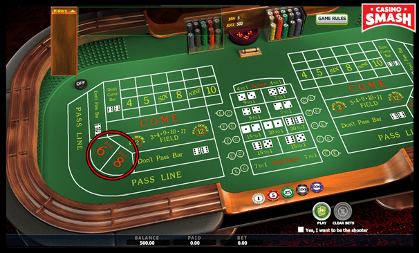 Martingale betting System 620564