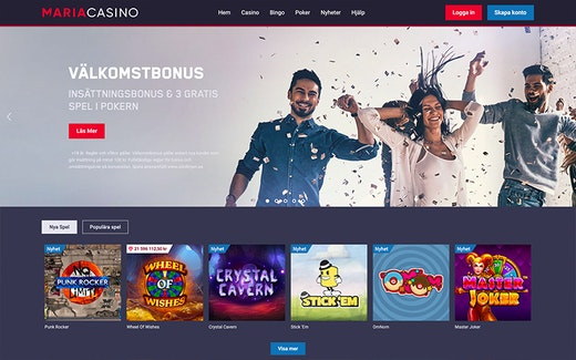Populära slotsspel kasino 351963