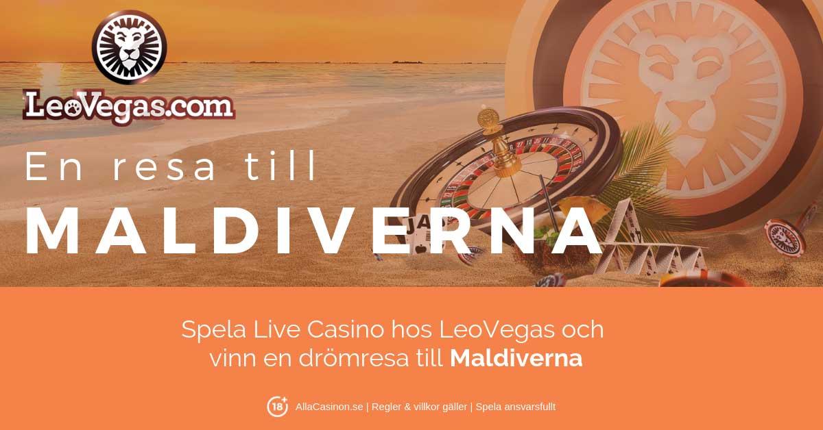 Vinn drömresa YggDrasil casino 493522
