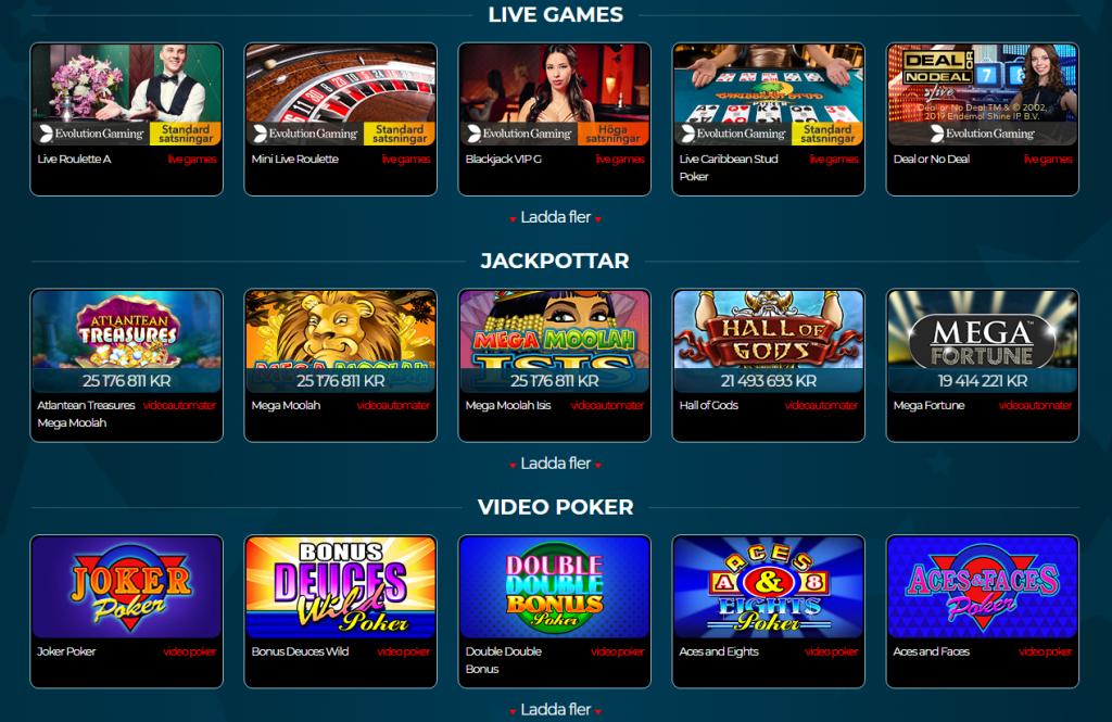 Casino utan regeringen spelet 475598