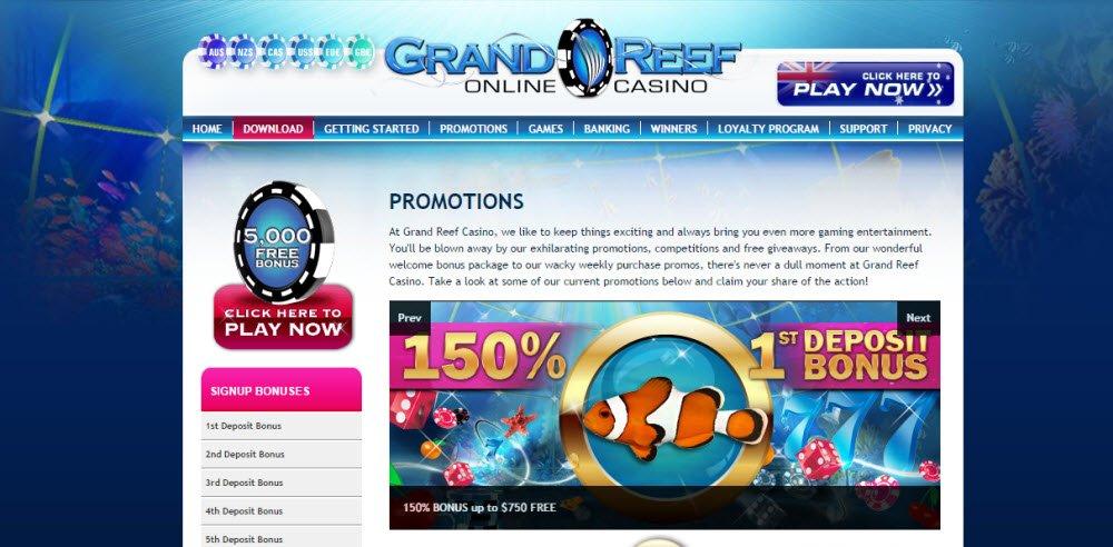 Cherry casino recension Reef 341627