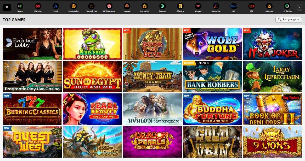 Bästa casino 370870