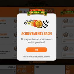 Quickspin achievements få cash 522291