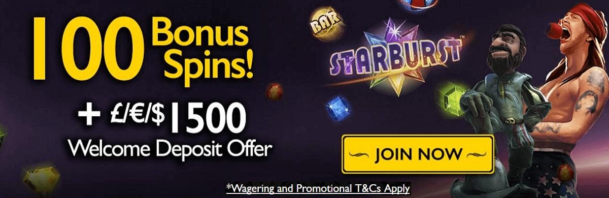 Casino 100 156631