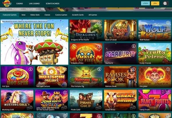 Casino 200 deposit bonus 211370