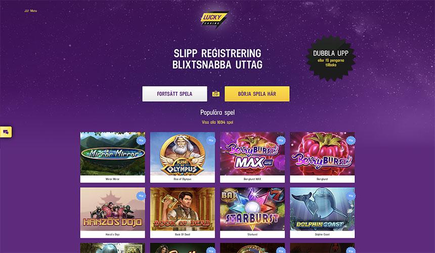 Bättre spelupplevelse SpelLandet casino 277701