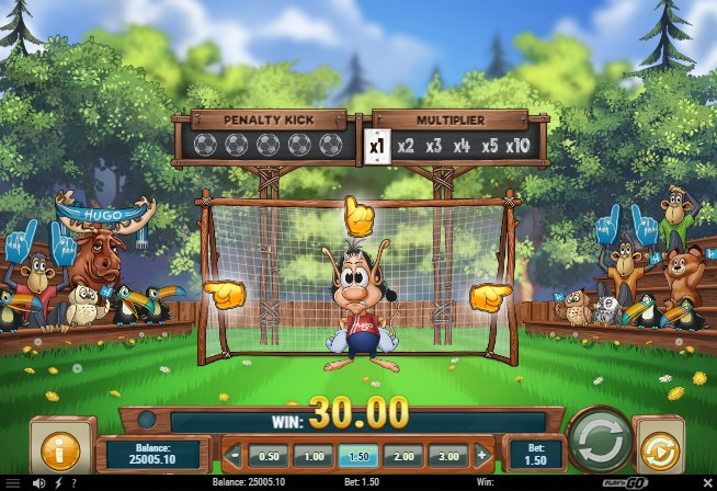 Bästa casinobonus Hugo Goal 152670