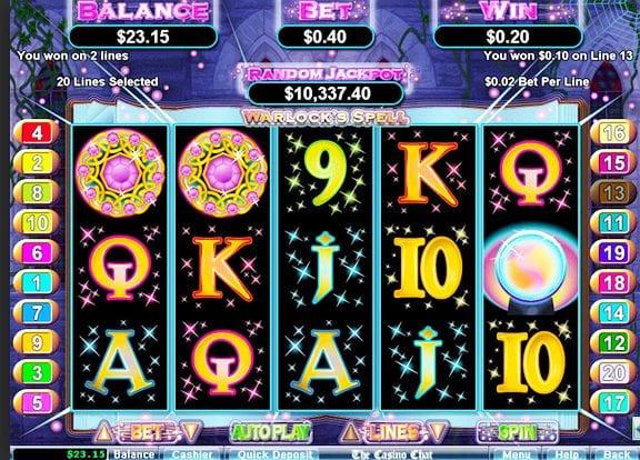 Casino tävlingar hittar Winner 129527
