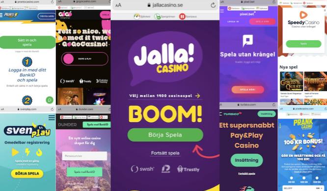 Casino utan regeringen 551655