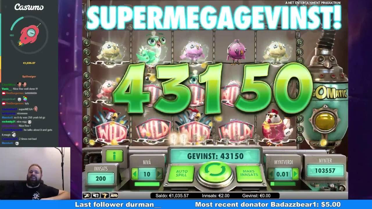 Exclusive deposit offer Mega 278911