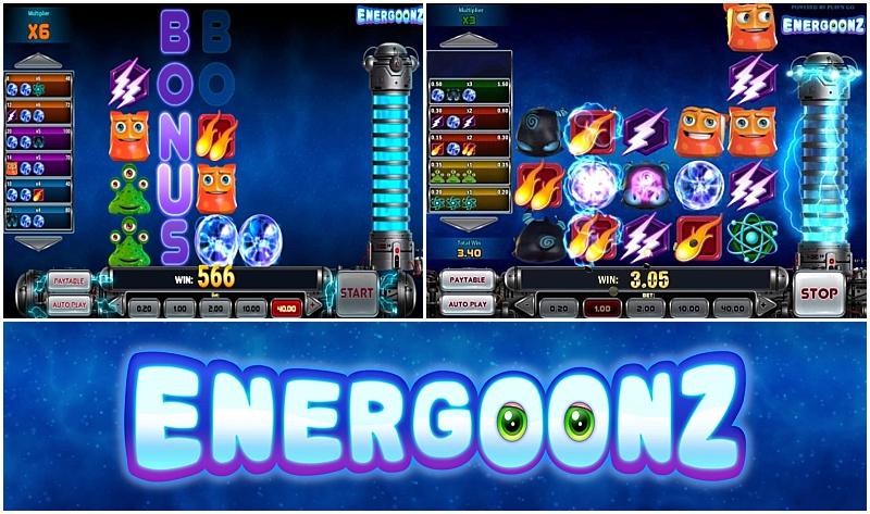 Video Energoonz slot 469615