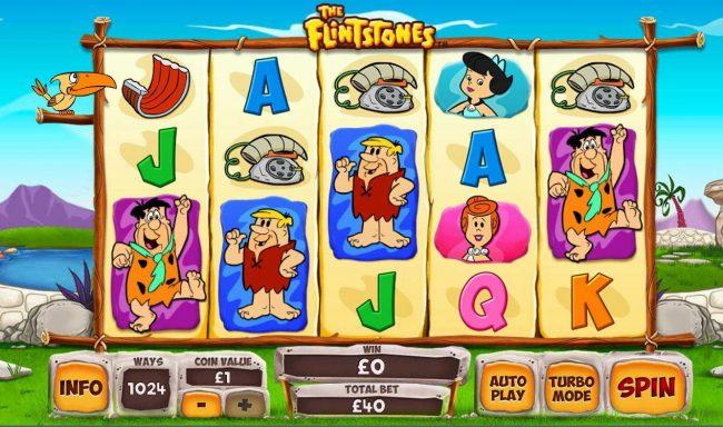 Euro The Flintstones 459447