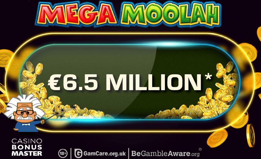 Mega moolah 614528
