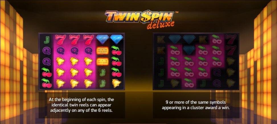 Nätcasino för tuffingar Twin 561509