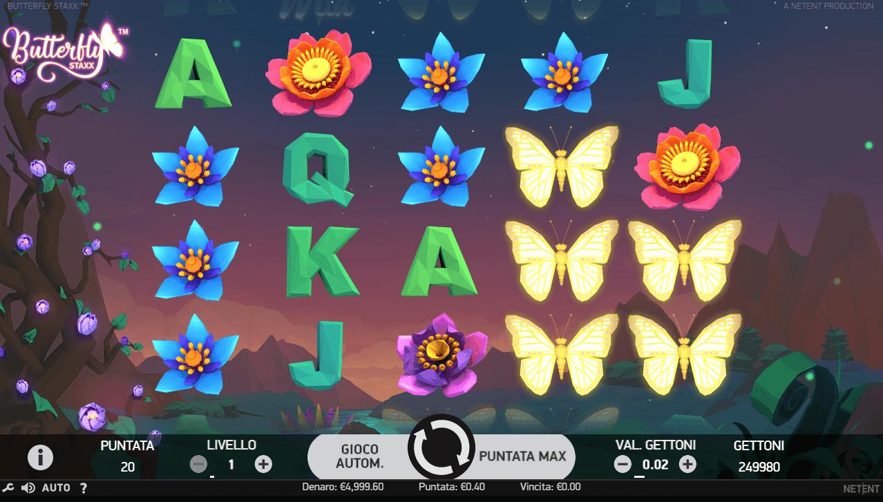 Online casino betalmetod Butterfly 458985