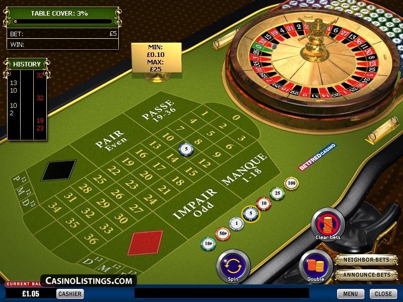 Casino med ett stort 385107