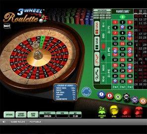 Roulette spel 586348