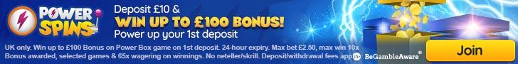 Snabbspel casino Power 449435