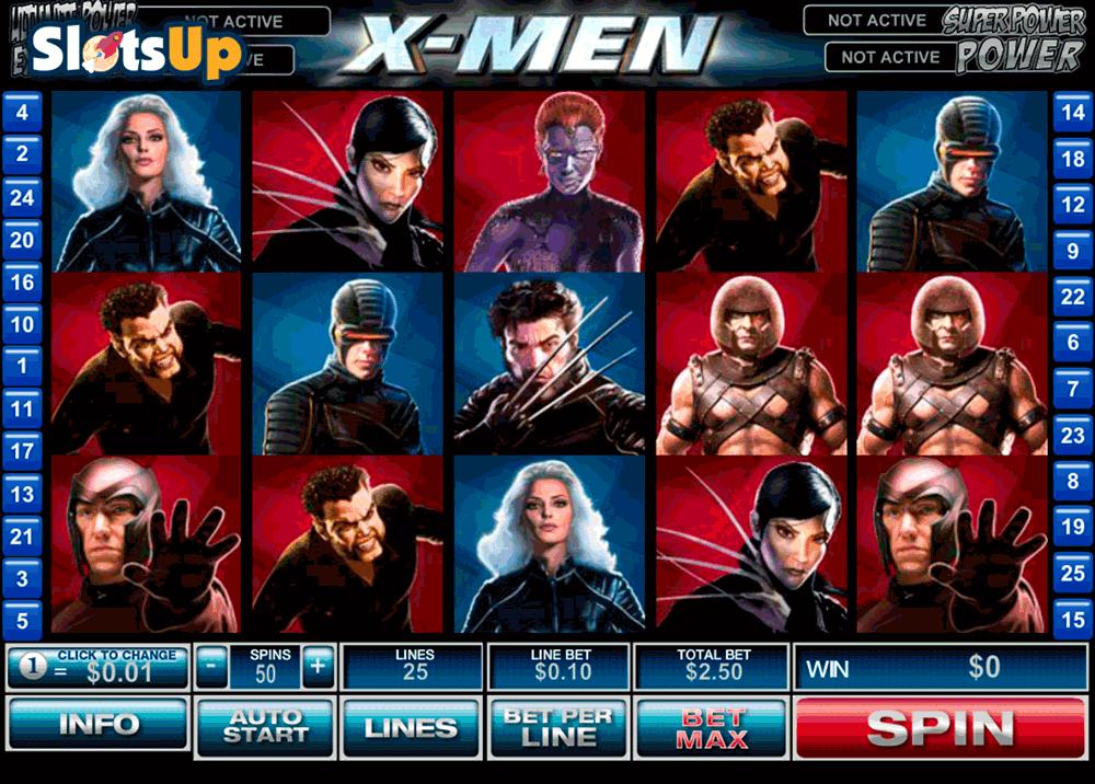 X Men Lines 302318