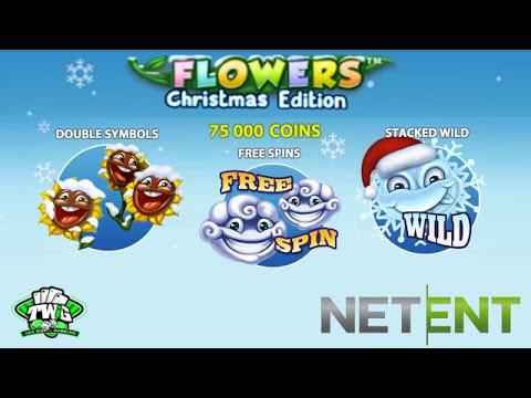 Youtube video Flowers Christmas 484278